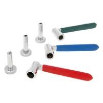 Sada nástrojů Buzzetti pro nastavení vůle ventilů včetně 3 adaptérů 8, 9, 10 mm