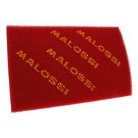 Vzduchový filtr Malossi double červený 200x300mm - univerzální
