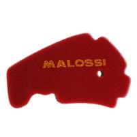 Vzduchový filtr Malossi double červený pro Aprilia, Derbi, Gilera, Peugeot, Piaggio