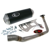 Výfuk Turbo Kit GMax 4T s homologací pro SYM Symphony SR 125