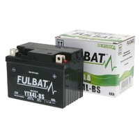 Baterie Fulbat Gel High Power YTX4L-BS SLA