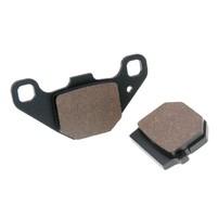 Brzdové destičky pro CPI, Hyosung, Keeway, Peugeot (AW220902)