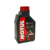 Motorový olej Motul 2-taktní 710 100% syntetika 1 L