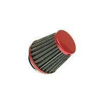 Vzduchový filtr Power 38mm červený