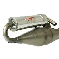 Výfuk LeoVince TT pro SR50, Nitro, Aerox, F15