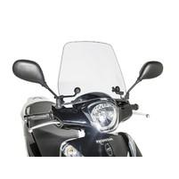 Plexi Puig Trafic čiré pro Honda SH Mode 125