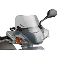 Plexi Puig City Sport kouřové pro Yamaha Cygnus X 04-13