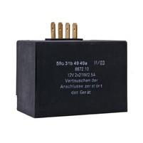 Regulátor napětí / přerušovač blinkrů 12V 2x21W, 2,5A pro Simson