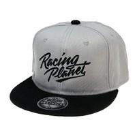 Čepice Racing Planet šedo-černá
