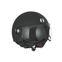 Přilba Speeds Jet Cool černá matná - vyberte velikost