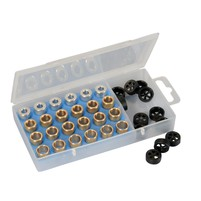 Válečky variátoru sada Polini 15x12mm - 4.5-6.0g