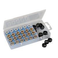 Válečky variátoru sada Polini 15x12mm - 6.5-9.0g