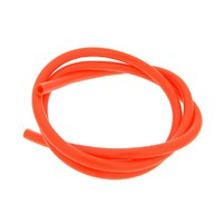 Benzínová hadička oranžová 1m - 5x9mm