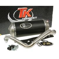 Výfuk Turbo Kit GMax 4T s homologací pro Honda Lead 100 (08-)