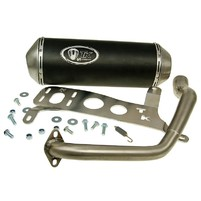 Výfuk Turbo Kit GMax 4T E-marked pro Kymco Agility City 125