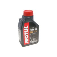 Olej do tlumičů Motul Fork Oil Factory Line Medium 10W 1 Litr  (007721)