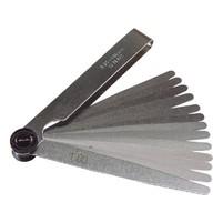 Měrky na ventily 0,05 až 1,00 mm  20 kusů