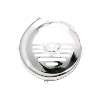 Kryt ventilátoru z nerezové oceli pro Vespa PK 50-125, V50, Primavera 125 ET3, Ape 50