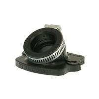 Příruba sání Malossi MHR NBR průměr 21 mm, připojení carb. 24,5 mm pro Piaggio