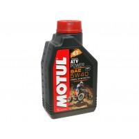Motorový olej Motul 4-takt 4T 5W40 ATV Power 1 Litr