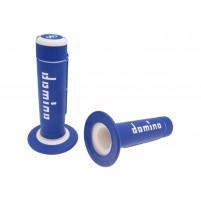 Rukojeti zavřené Domino X2 Enden modro bílé