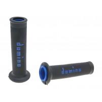 Rukojeti otevřené Domino Fine Grip Enden černo modré