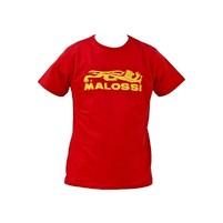 Tričko Malossi (červené)