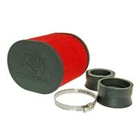 Vzduchový filtr Malossi E15 oval 42-50-58.5mm