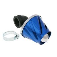 Vzduchový filtr Helix power 28-35mm modrý