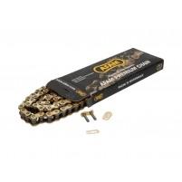 Řetěz AFAM zesílený zlatý - 420 R1-G x 132