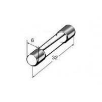Pojistka skleněná 15A 6x30mm