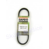 Řemen variátoru BANDO kevlar 669 x 18  kola 10 palců