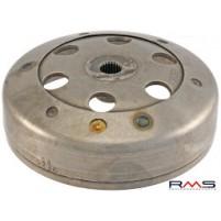 Spojkový zvon 107 mm pro Piaggio, Peugeot
