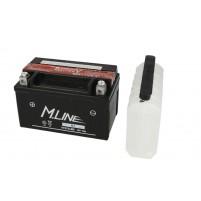 Baterie M Line YTX7A-BS 12V 6Ah