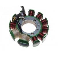 Stator zapalování 11 cívek - GY6 125/150ccm