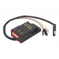 CDI digitální elektronický regulátor Malossi MHR Team Digitronic-Trimmer pro vnitřní rotor