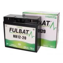 Baterie Fulbat NH12-20, NH12-18 GEL