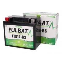 Baterie Fulbat Gel FTX12-BS SLA MF