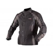 Motocyklová bunda Speeds Drive černá:vyberte velikost