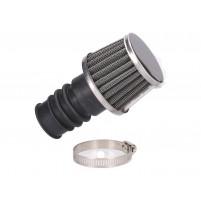 Vzduchový filtr 17 / 21mm pro karburátor 15mm pro Puch Maxi