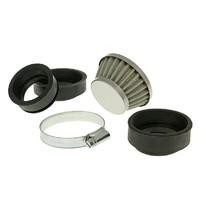 Vzduchový filtr průměr 44-54mm chrom