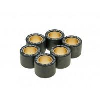 Válečky variátoru Malossi HT 20x15 mm - 6 kusů -vyberte z nabídky:
