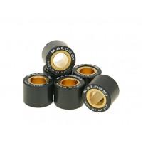 Válečky variátoru Malossi HT 23x18mm - 6 kusů -vyberte z nabídky: