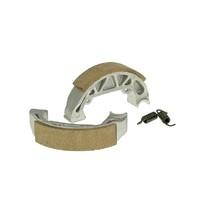 Brzdové čelisti pro bubnové brzdy, rozměr 100x20mm