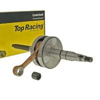 Klikový hřídel Top Racing full circle high quality s pístním čepem 10mm pro Minarelli