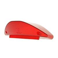 Sklíčko zadního světla levé pro Aprilia Rally, RS50