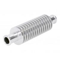 Průtokový chladič (stříbrný)