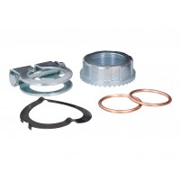 5-dílná sada výfukového potrubí 28 mm pro Simson KR51 / 1, KR51 / 2, S50, S51, S53, S70, S83, SR4-1, SR4-2, SR4-3, SR4-4, SR50, SR80