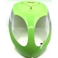 Přední maska Yamasaki zelená