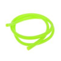 Benzínová hadička neon zelená 1 m - 5x9mm